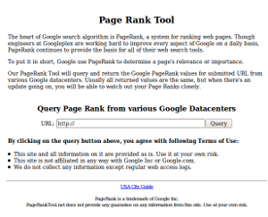 Pageranktool-net1 in Pagerank Tools
